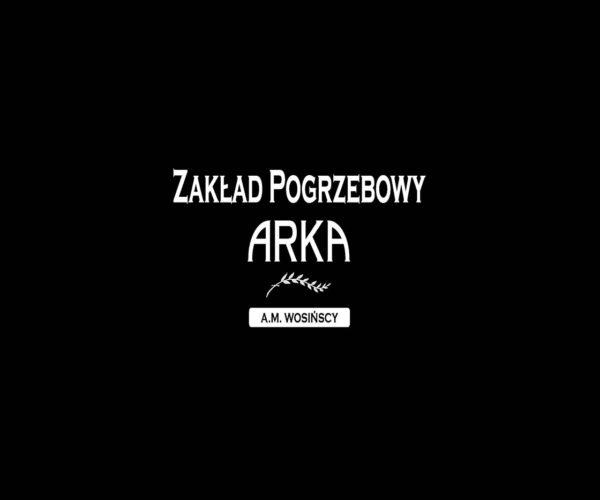 Logo Zakładu Pogrzebowego Arka Sochaczew