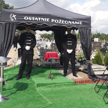 Ceremonia Pogrzebowa Zakład Pogrzebowy CHARON
