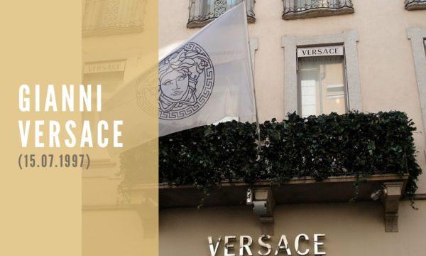 Rocznica śmierci - Gianni Versace