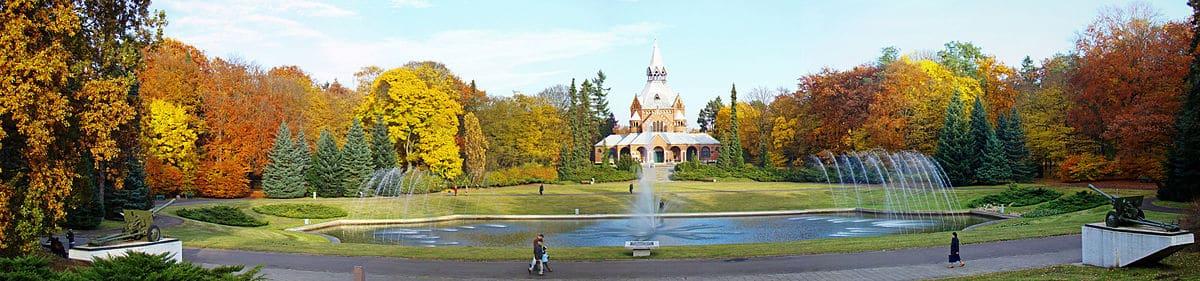 Cmentarz Centalny wSzczecinie