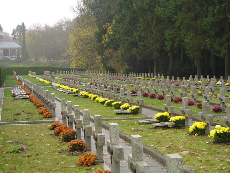 Cmentarz Centralny wSzczecinie nagrobki