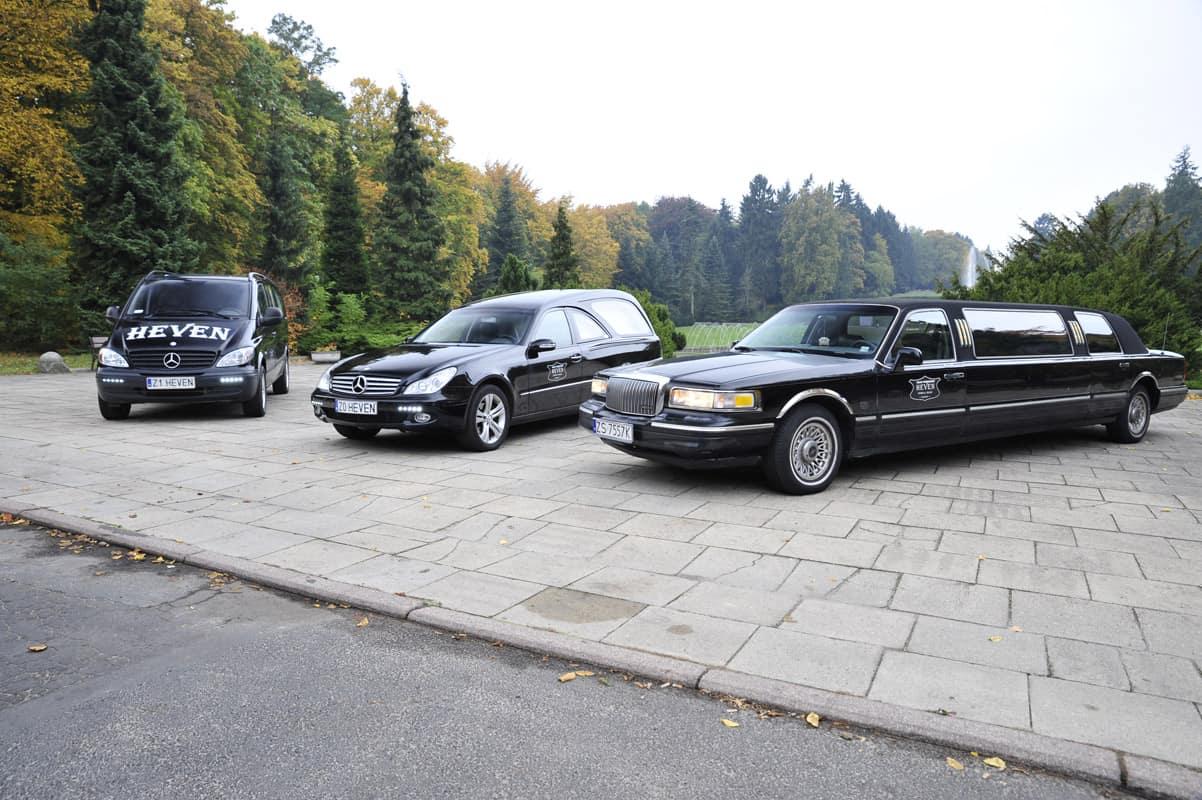 Karawany Zakładu Pogrzebowego Heven Szczecin