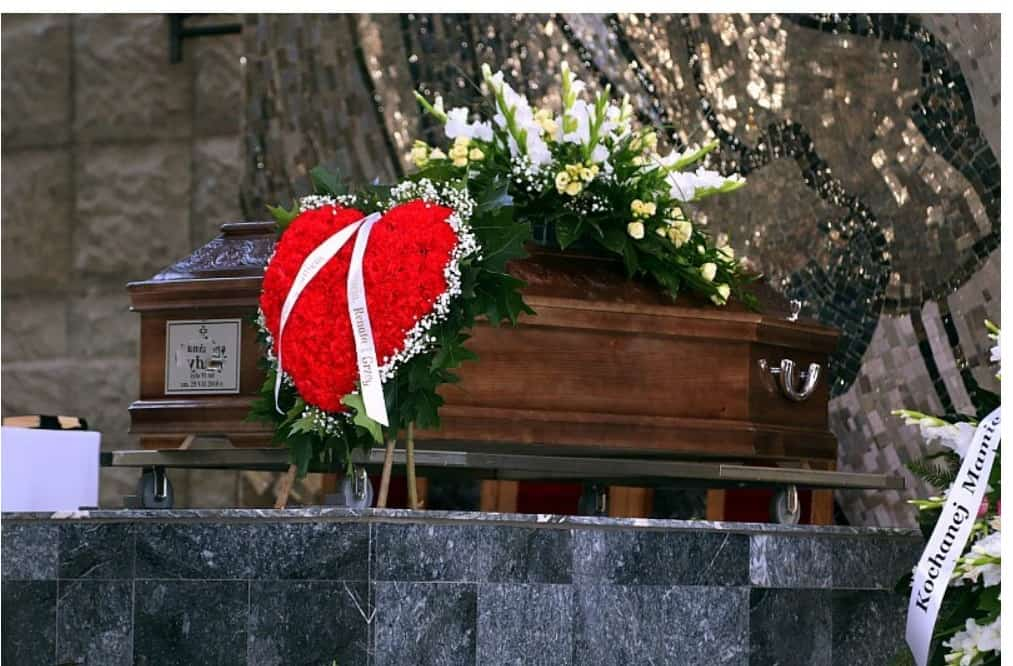 stroik na trumnę zakład pogrzebowy gralewski warszawa