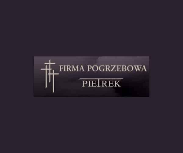 Logo Zakładu Pogrzebowego PIETREK