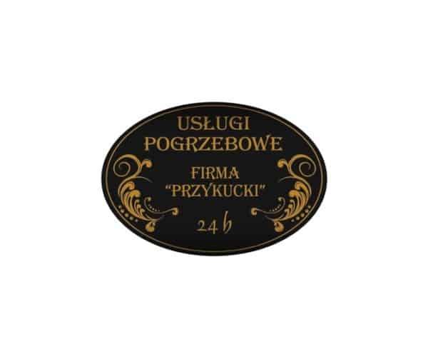 Logo Zakładu Pogrzebowego Piotr Przykucki