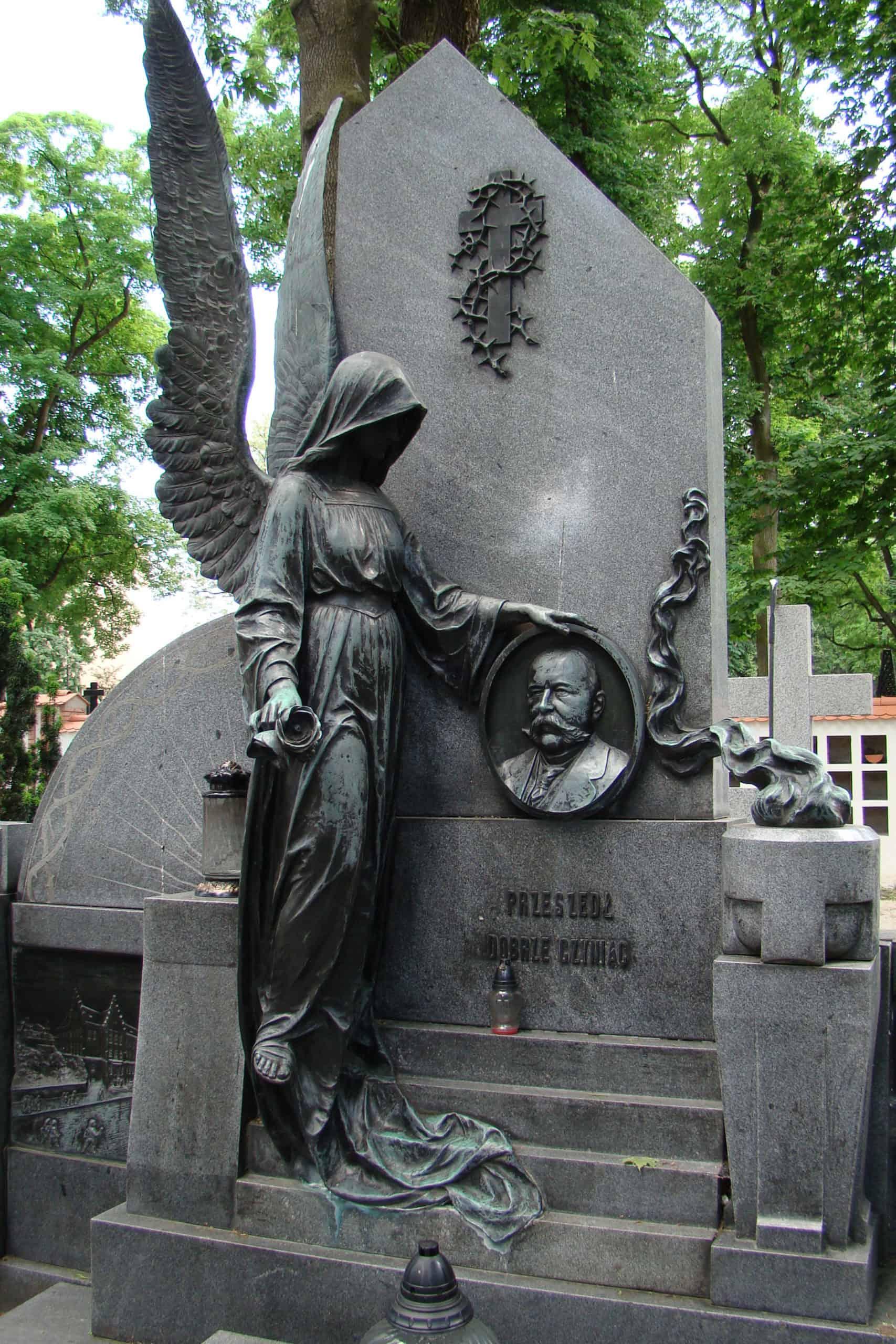 grób Juliusza Vettera lublin lipowa