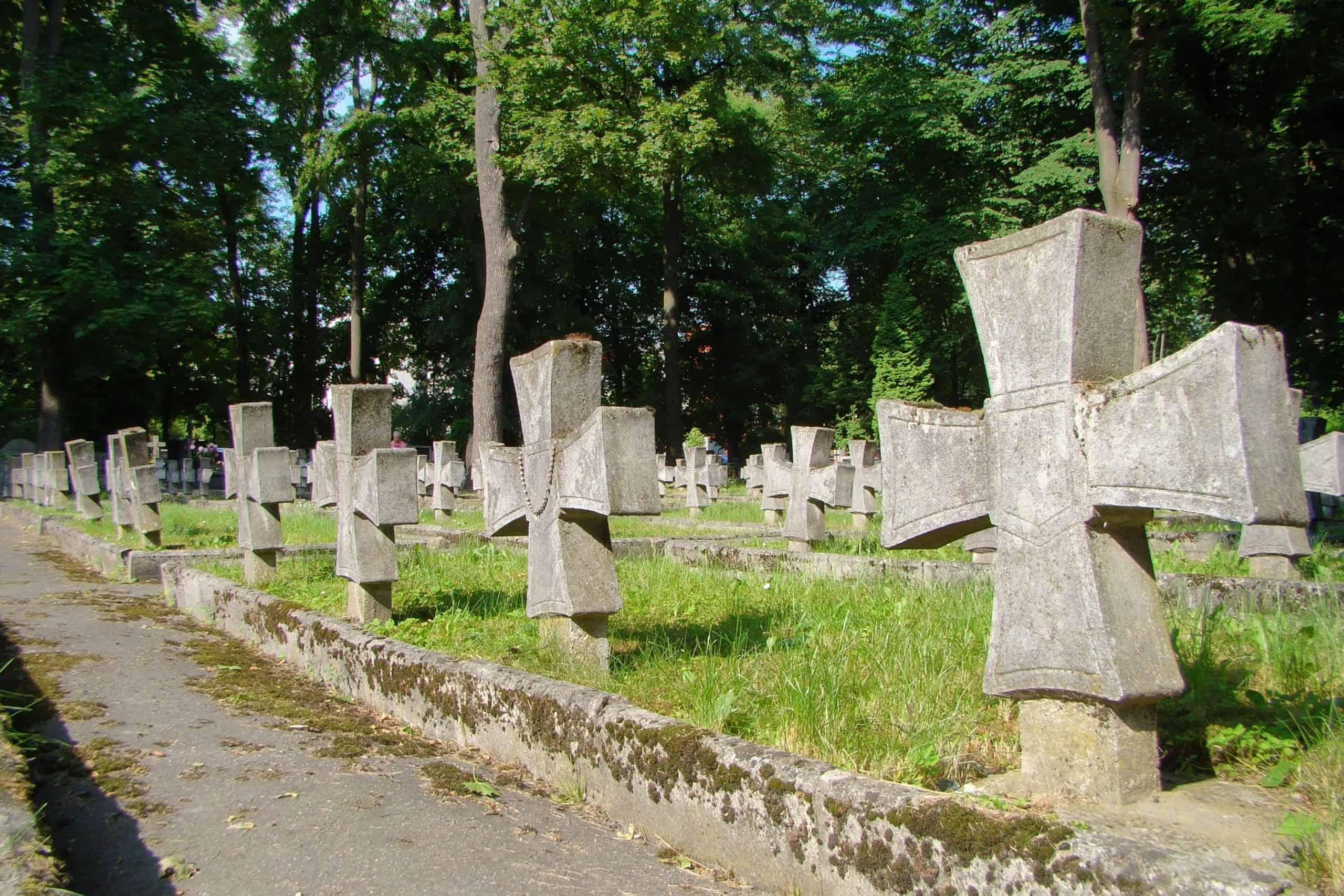 lublin ul lipowa cmentarz wojskowy