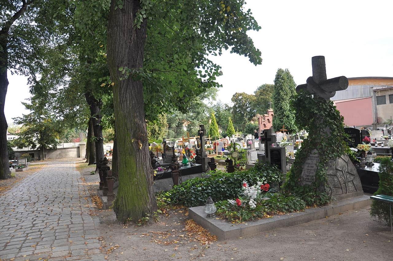 Cmentarz Stary wOstrowie Wielkopolskim
