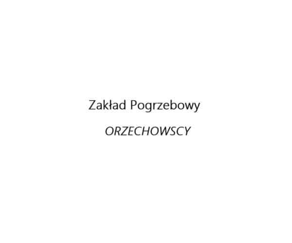 Logo Zakład Pogrzebowy Orzechowscy