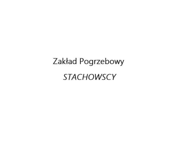 Logo Zakładu Pogrzebowego Stachowscy