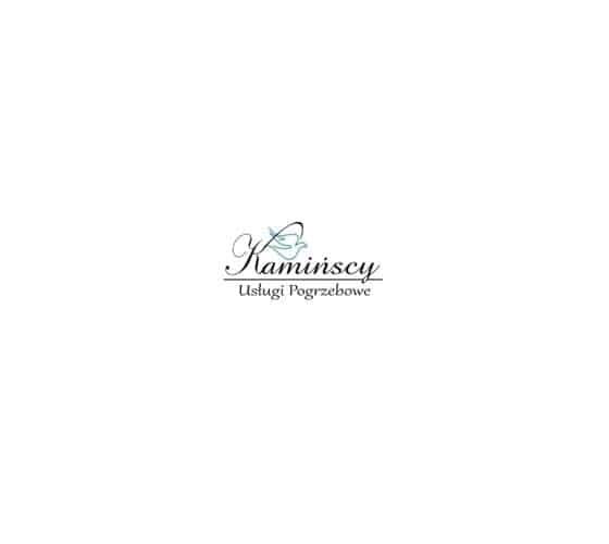 Logo Zakładu Pogrzebowego Kamińscy Zielona Góra