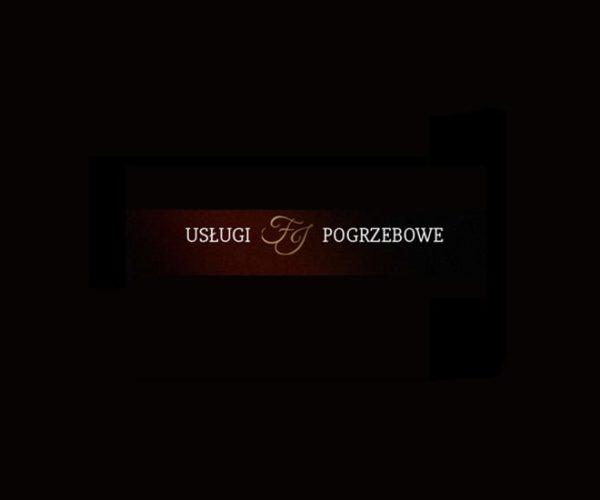 Logo zakładu pogrzebowego ireneusz iwański