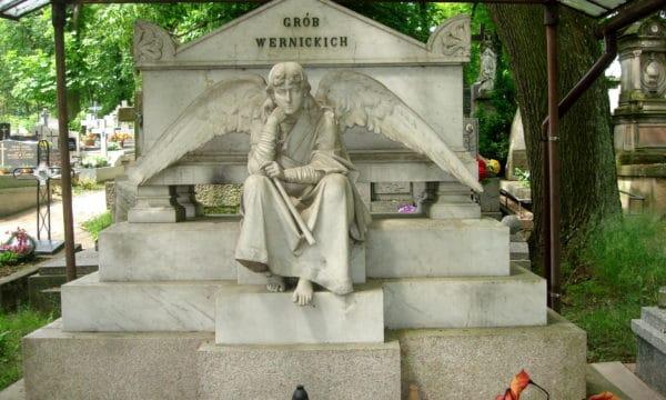 Nałęczów_-_Cmentarz_-_Grób_Wernickich