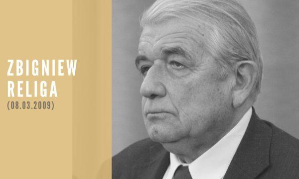 Rocznica śmierci Zbigniew Religa