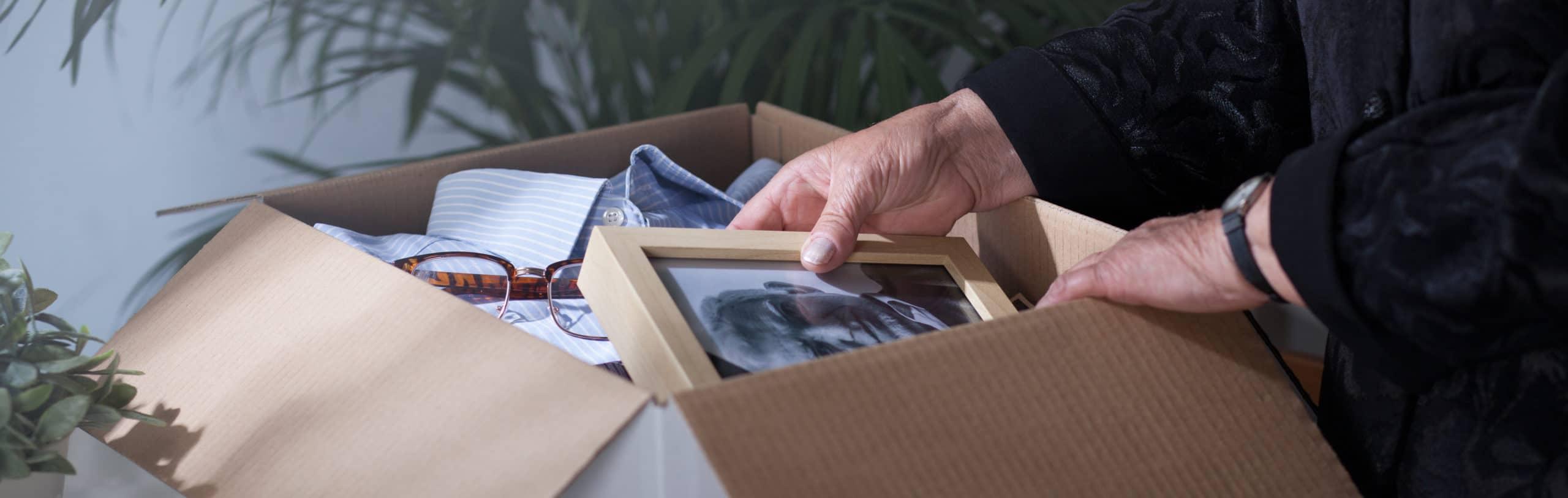 fotografie wyjmowane zpudełka