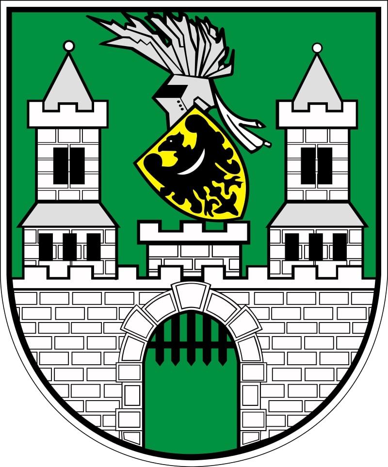 Herb Miasta Zielona Góra