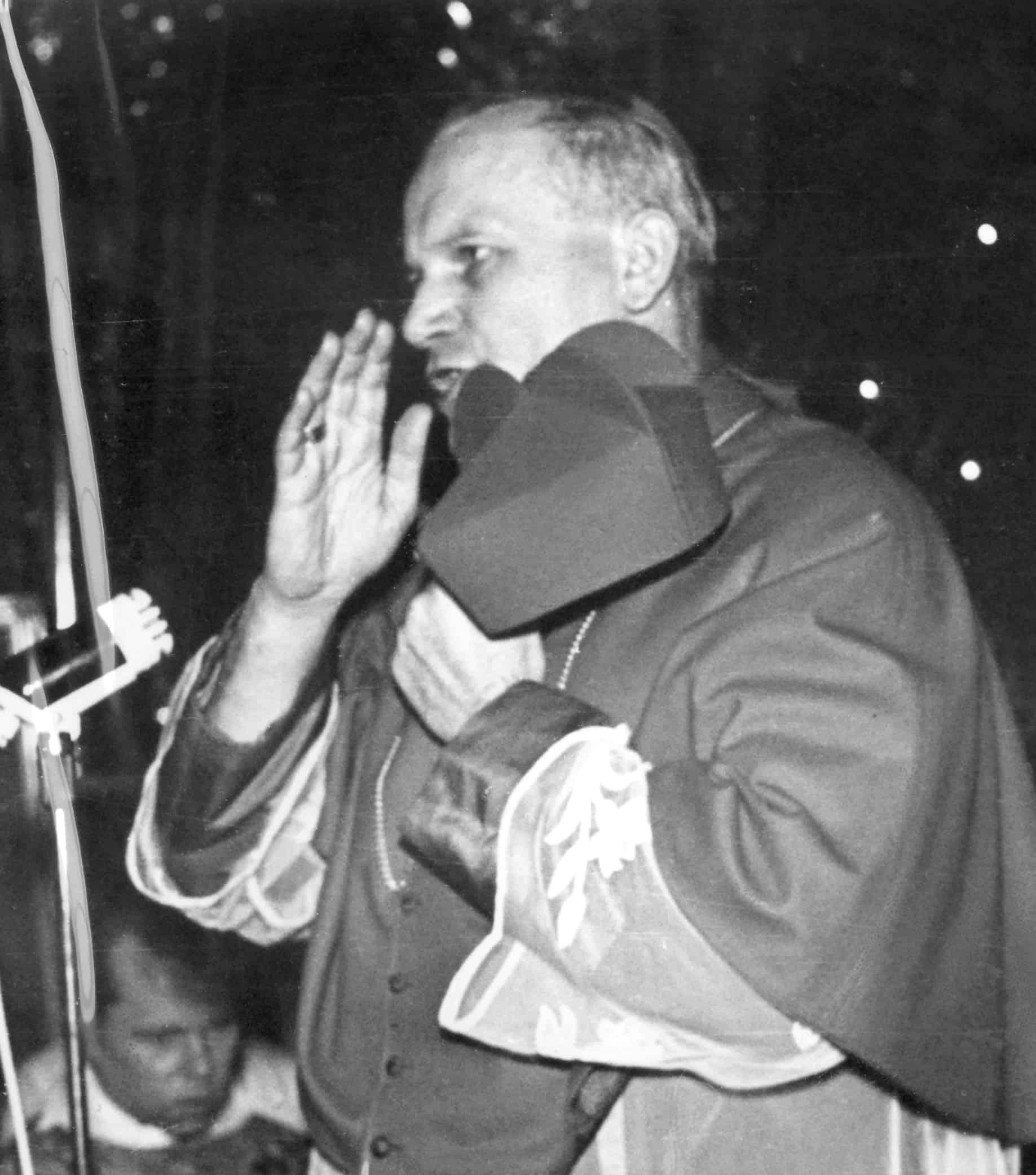 Karol Wojtyła księdzem