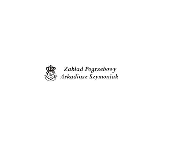 Logo Zakładu Pogrzebowego Arkadiusz Szymoniak