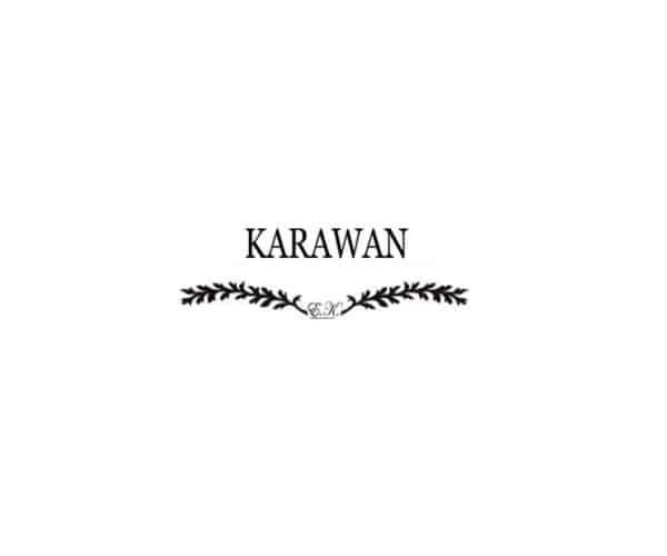 Logo Zakładu Pogrzebowego Karawan