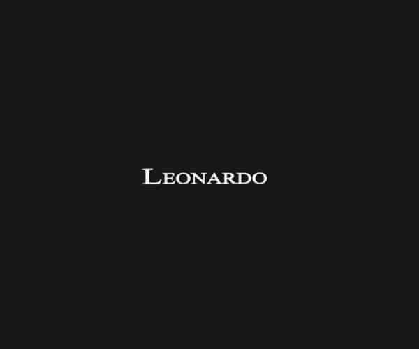 Logo zakładu pogrzebowego Leonardo