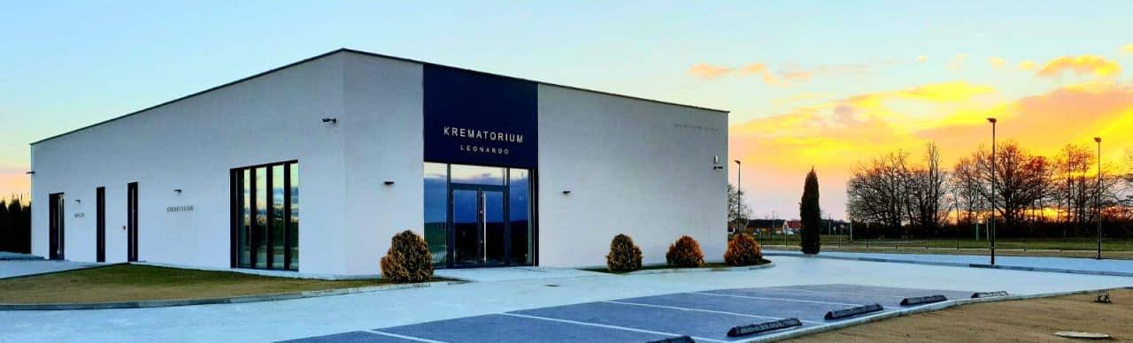 budynek krematorium