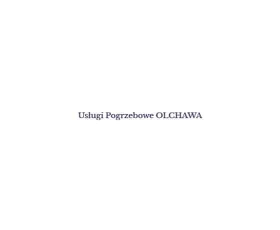 Logo firmy Zakład Pogrzebowy Olchawa