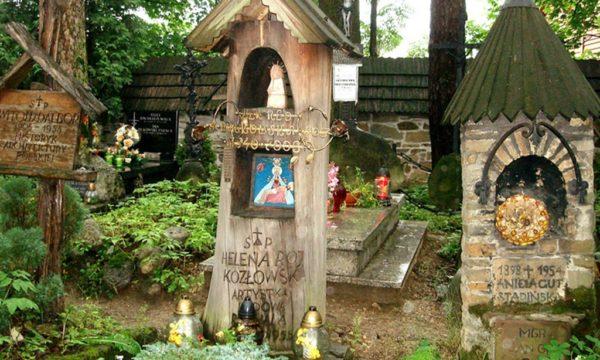 Stary Cmentarz na Pęksowym Brzyzku Zakopane