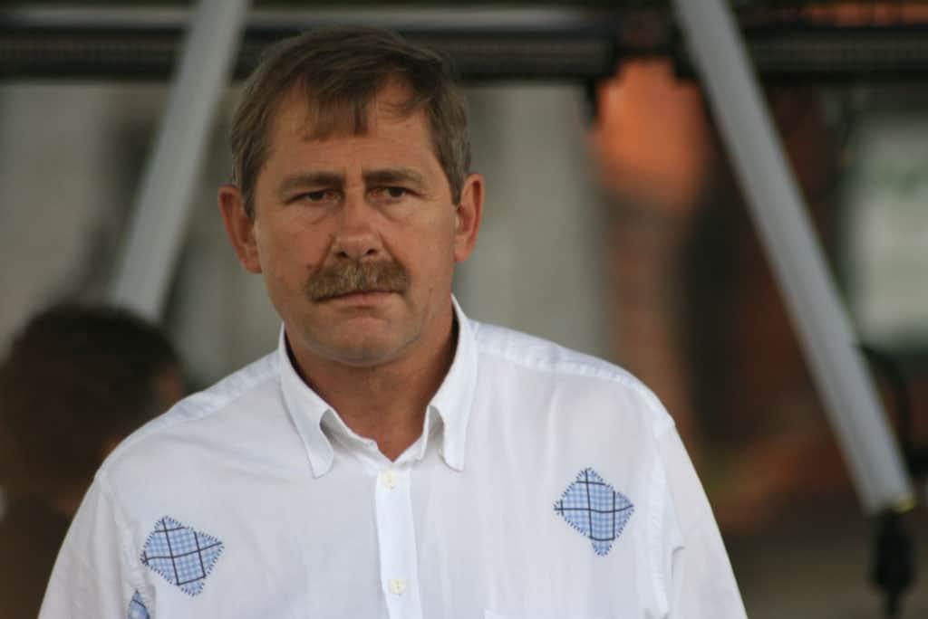 aktor Andrzej Strzelecki