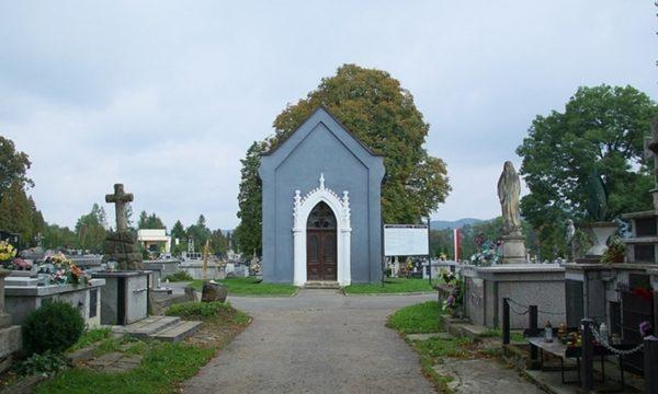 Cmentarz Centralny w Sanoku przy ulicy Rymanowskiej