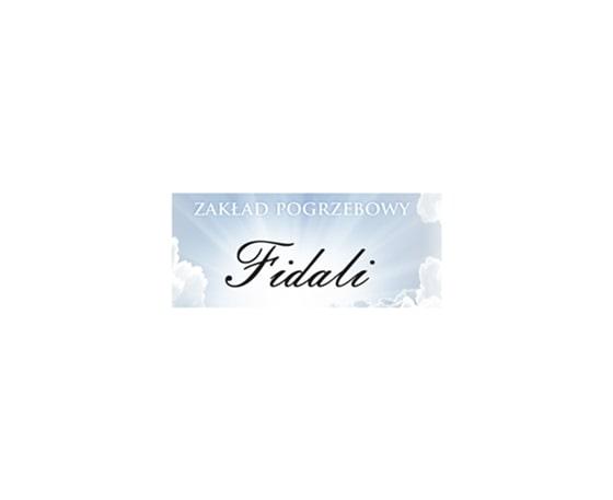 Zakład Pogrzebowy Fidali - Logo